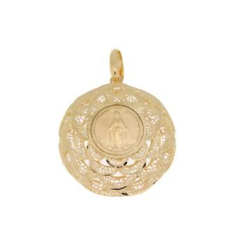 medalik niepokalanego poczęcia